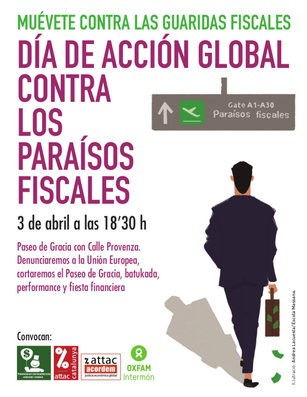 Cartel Día Acción Global 2019
